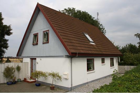 Villa på Højrebyvej i Søllested - Forsidebillede