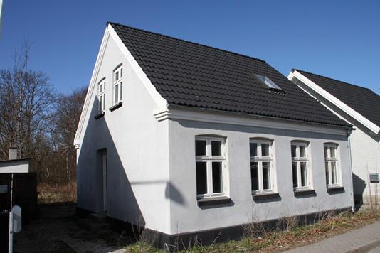 Villa på Løjtoftevej i Nakskov - Forsidebillede