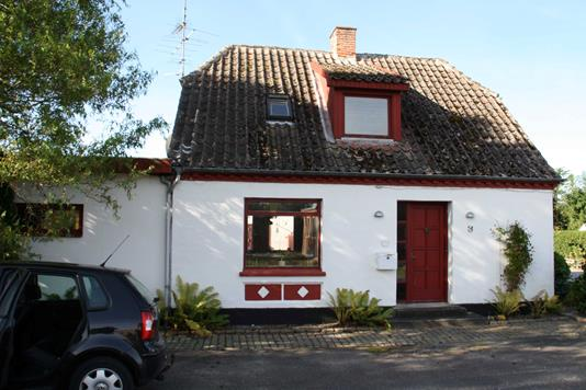 Villa på Provstegårdsvej i Nakskov - Forsidebillede