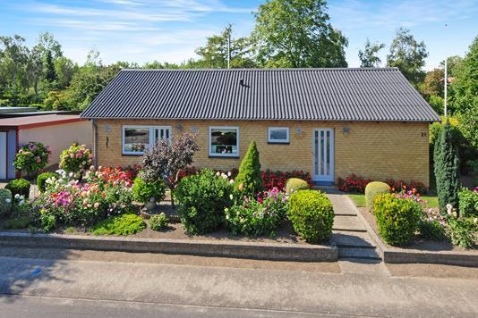 Villa på Trælholmvej i Nakskov - Ejendommen