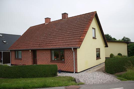 Villa på Forsythiavej i Nakskov - Forsidebillede