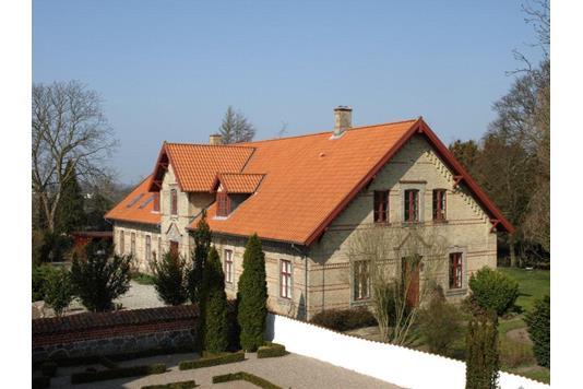 Villa på Præstevangen i Dannemare - Ejendommen