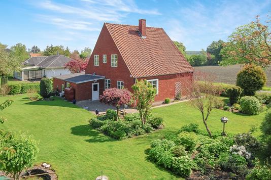 Villa på Bøgetvej i Horslunde - Ejendommen