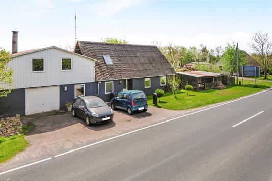 Villa på Bjerreskovvej i Søllested - Ejendom 1