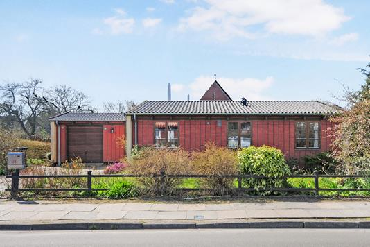 Villa på Fayesvej i Nakskov - Ejendommen
