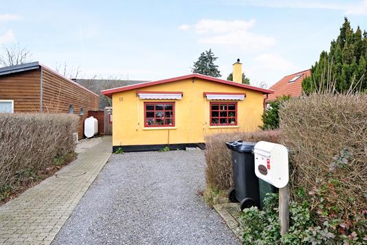 Villa på Karbergs Allé i Nakskov - Ejendom 1