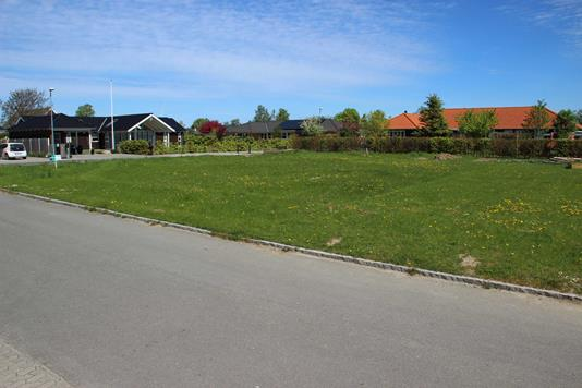 Helårsgrund på Skolebakken i Nakskov - Have