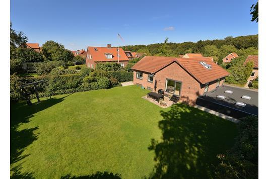 Villa på Jens Munks Vej i Aarhus N - Ejendommen