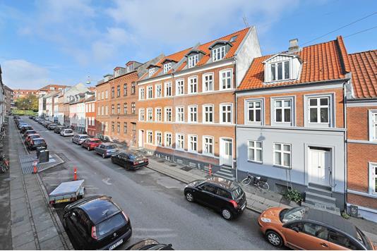Ejerlejlighed på Sjællandsgade i Aarhus C - Ejendommen