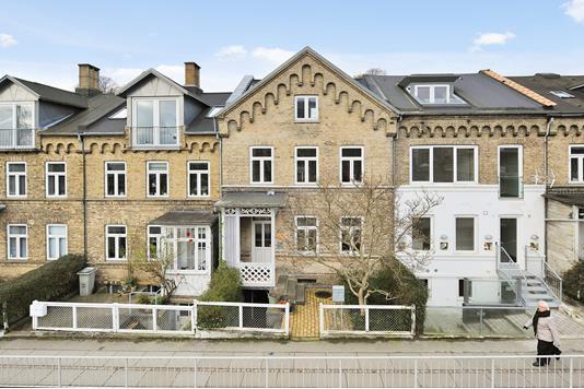 Villa på Skovvejen i Aarhus C - Ejendommen