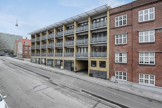 Ejerlejlighed på Grønnegade i Aarhus C - Ejendommen