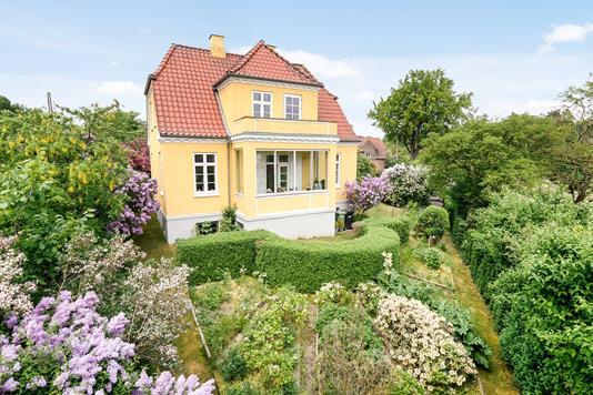 Villa på Viborgvej i Aarhus C - Ejendommen