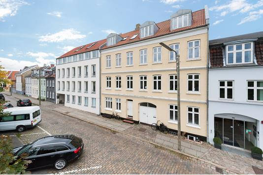 Ejerlejlighed på Kriegersvej i Aarhus C - Ejendommen