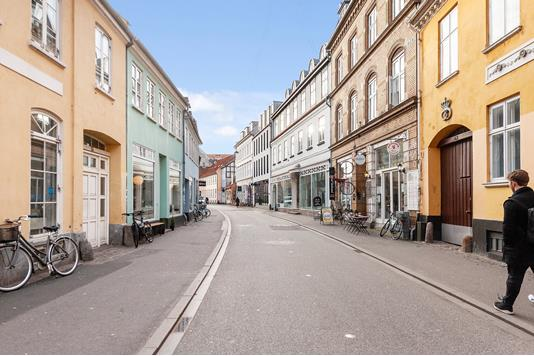 Ejerlejlighed på Mejlgade i Aarhus C - Område