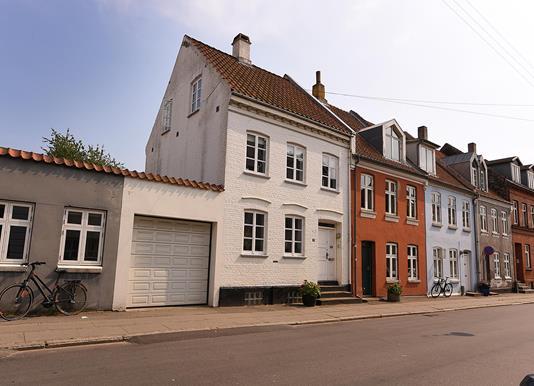 Villa på Valdemarsgade i Aarhus C - Andet