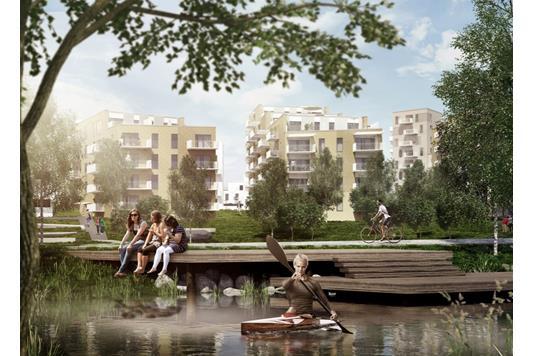 Ejerlejlighed på Ceresbyen i Aarhus C - Ejendommen