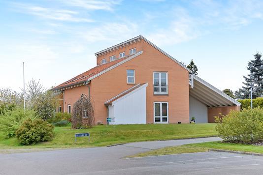 Villa på Fjordbakken i Kruså - Ejendommen