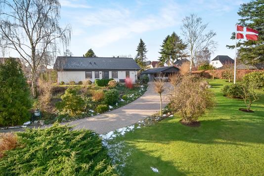 Villa på Hasselhaven i Padborg - Ejendommen