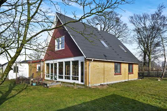 Villa på Frydendalvej i Padborg - Ejendommen