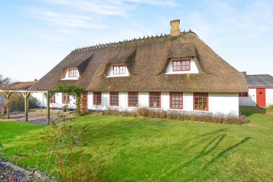Villa på Søglimt i Kruså - Ejendommen