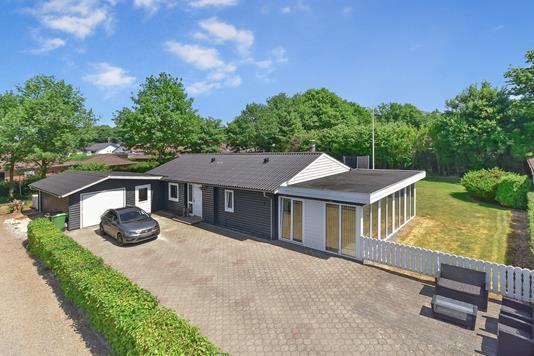 Villa på Ellundvej i Padborg - Ejendommen