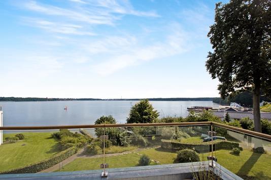 Ejerlejlighed på Strandparken i Kruså - Udsigt