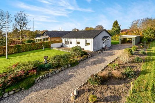 Villa på Østerskovvej i Kruså - Ejendommen
