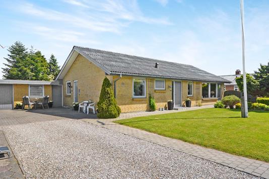 Villa på Grønningen i Kruså - Ejendommen