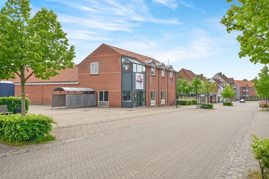 Ejerlejlighed på Nørregade i Padborg - Ejendommen