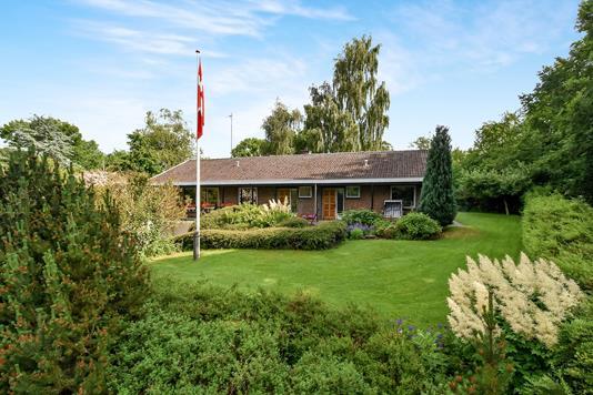 Villa på Skovvej i Kruså - Ejendommen