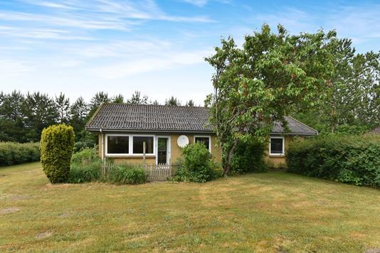 Villa på Bajstrup Nyvej i Tinglev - Ejendommen