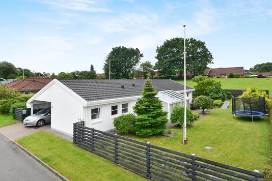 Villa på Grydehøjvej i Padborg - Ejendommen