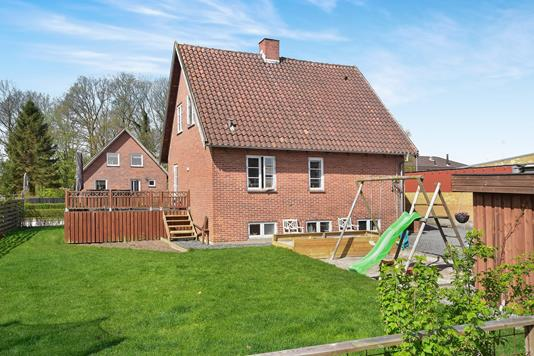 Villa på Åbjerg i Kruså - Ejendom 1