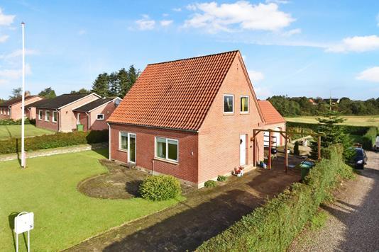 Villa på Skolegade i Kruså - Ejendom 1