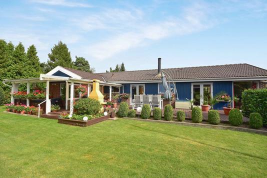 Villa på Granvænget i Kruså - Ejendommen