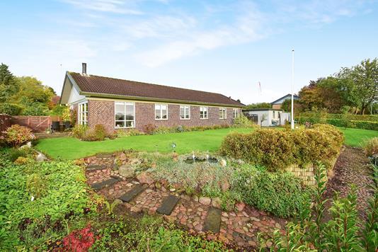 Villa på Kalvehaven i Padborg - Ejendommen