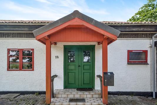 Villa på Mosevej i Kruså - Ejendommen