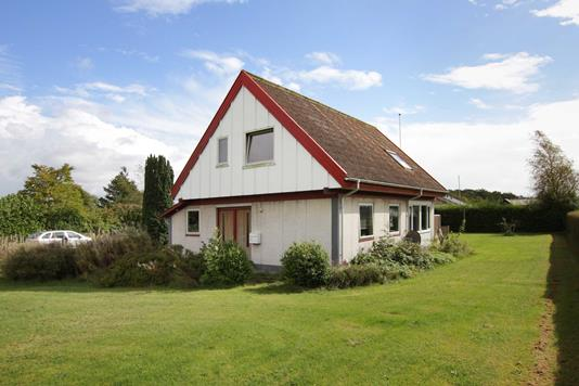 Villa på Slipskoven i Kruså - Ejendommen