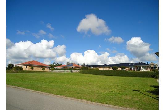 Helårsgrund på Bakkegårdsvej i Kruså - Grund