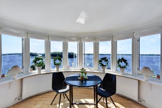 Villa på Sønderhavvej i Kruså - Stue