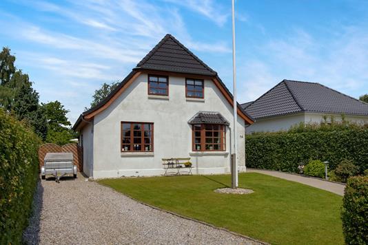 Villa på Valdemarsgade i Padborg - Ejendommen