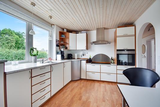 Villa på Kummelefort i Kruså - Køkken