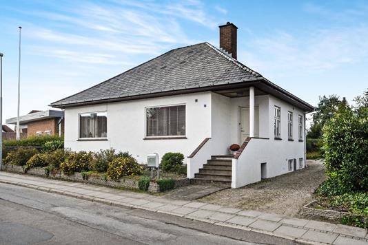 Villa på Skolegade i Aabenraa - Ejendommen
