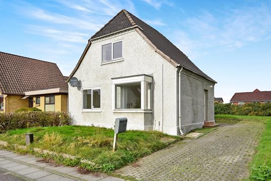 Villa på Nygade i Padborg - Ejendommen