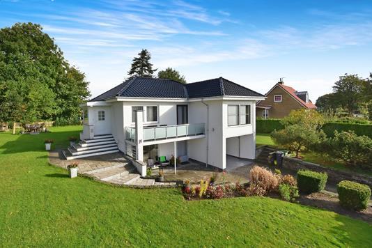 Villa på Skovglimt i Kruså - Ejendommen