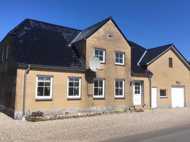 Landejendom på Kragelundvej i Padborg - Ejendommen