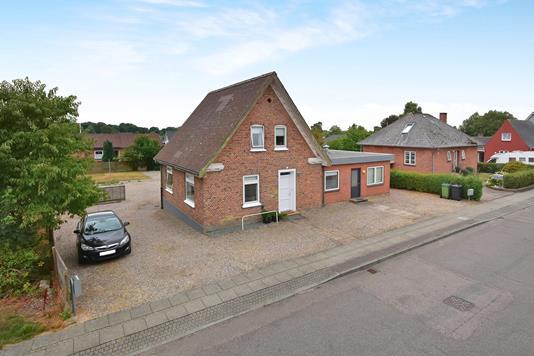 Villa på Nygade i Padborg - Ejendom 1