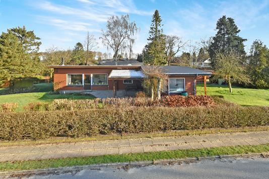 Villa på Buskhøjvej i Padborg - Ejendommen