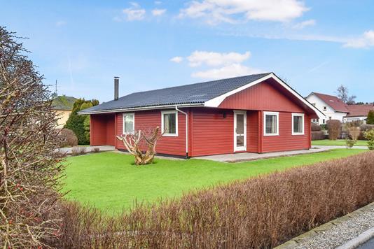 Villa på Degnetoft i Gråsten - Ejendommen