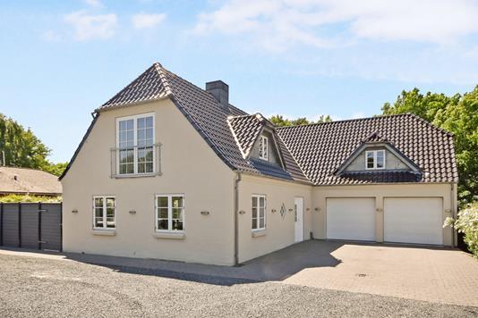 Villa på Flensborglandevej i Tinglev - Ejendommen